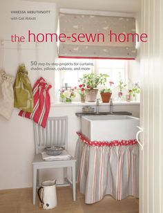 Buy The Home-Sewn Home by Vanessa Arbuthnott at Mighty Ape NZ. Soft furninshings - from curtains to cushions, to bed and table linen - can provide the perfect finishing touches to a room, adding an injection of co. Vanessa Arbuthnott, Home Sew, Cushions, Pillows, Bed Throws, Table Linens, Soft Furnishings, Traditional Design, Home Projects