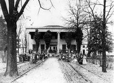 John Gould Fletcher's boyhood home as the Arkansas Female College, Little Rock