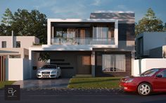 250 Square Yards House- Bahria Town Lahore | Architecture, Construction, Engineering