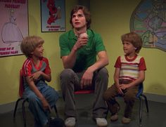 Dylan and Cole Sprouse on Thats 70's Show!!!!
