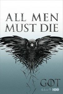 All men must die game of thrones