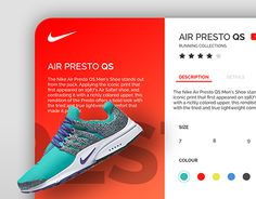 "Check out new work on my @Behance portfolio: ""Daily UI 007 - Settings - Nike shoes creator"" http://be.net/gallery/53467321/Daily-UI-007-Settings-Nike-shoes-creator"