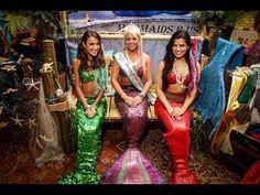 Mermaids are REAL! Mer-Palooza in Orlando