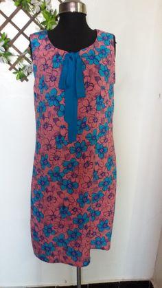 moje nové letní šaty