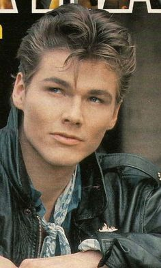 Morten Harket, lead singer of a-ha.  I have been a fan of this band for 30 years!
