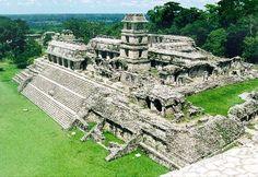 Mexican state Chiapas Mayan Ruins #Palenque #Palenki