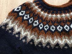 Ravelry: marjetroling's riddari Icelandic Sweaters, Lana, Knitted Hats, Pullover, Knitting, Sewing, Crochet, Kids, Fashion