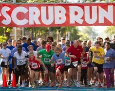 Scrub Run Fundraiser http://www.fundraiserhelp.com/scrub-run-fundraiser.htm