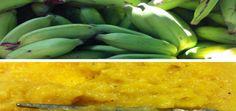 Como fazer a biomassa de banana verde Alana Rox