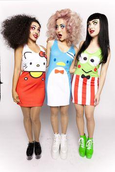 Hello Kitty Fashion
