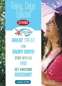 Wild Orchid Beach Resort, Subic Bay Rainy Days Special - EXTENDED STAY FOR 3 NIGHTS OR MORE AND GET 30% OFF *must be 3 or more consecutive nights  Extended up to October 15, 2016 *Available for Deluxe and Beach Front Rooms Only  Cash Payment Only Subject To Availability New Online Bookings ONLY No Other Promotions Apply Limited Rooms Available for Promotions  For Details, Contact Us At: 047-223-1029 | 0917-512-3029 www.wildorchidsubic.com groupbookings.wildorchidsubic@gmail.com