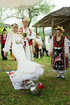 .Bulgaria Vivienne Westwood Wedding Dress, My Heritage, Wedding Gallery, Folklore, Marie, Ethnic, Costumes, Wedding Dresses, Heart