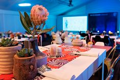 We are PBB Group Conference | Worx Group Corporate Events | Table Decor  #corporatedesign #eventmanagement #opportunityeverywhere Corporate Design, Corporate Events, Hairstyles For School, Living Room Lighting, First Home, Natural Light, Conference, Table Settings, Table Decorations