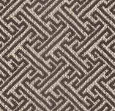Thatcher    No. 296619    Category  Woven Pattern (Jacquard)    Color  Chocolate    (upholstery fabric)