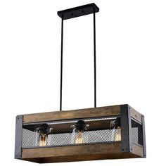 LNCHome 3-Light Kitchen Island Pendant | Wayfair