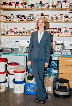 Jennifer Doudna, a Pioneer Who Helped Simplify Genome Editing - NYTimes.com
