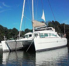 boats: 2001 LAGOON 380 SAILING CATAMARAN #Boats - 2001 LAGOON 380 SAILING CATAMARAN...