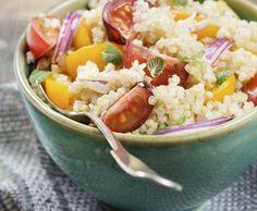6 buoni motivi per mangiare la quinoa