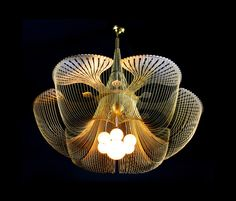 Moonflower Chandeliers | Willowlamp. Check it on Architonic