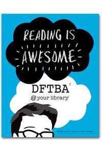 John Green has been named the 2012 Teen Read Week™ spokesperson. Teen Read Week happens Oct. 14-20, 2012