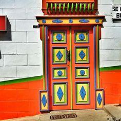 @oshil_ - Los colores de Concordia / Antioquia - EnjoyGram
