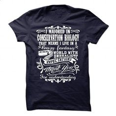 CONSERVATION BIOLOGY - #green shirt #cheap sweater. ORDER HERE => https://www.sunfrog.com/No-Category/CONSERVATION-BIOLOGY-88449711-Guys.html?68278