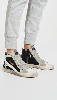 97 best goldengoose images in 2019 golden goose, leather, loafers  golden goose slide sneakers shopbop trendy womens sneakers, wedge sneakers, shoes sneakers,