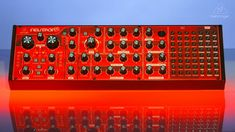 Behringer teases original semi-modular analog synth, Neutron Behringer is making a synth that isn't a clone. Budget gear company Behringer has teased a new semi-modular analog synth called Neutron. The bright ... http://drwong.live/news/behringer-neutron-semi-modular-synth-announced/