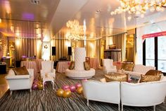 The Grand Room @whotelsandiego designed by Couture Events #coutureeventssd #whotel #weddings