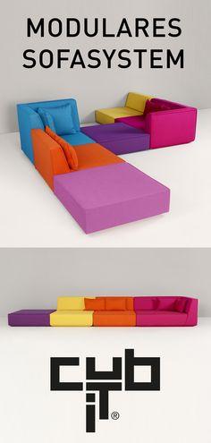 Die 16 Besten Bilder Von Modulares Sofa Sofa Chair Sofa Design
