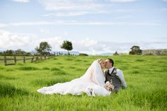 Samantha and Luke's Festival-Inspired Merribee Wedding – Numbaa, NSW South Coast…