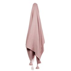 Casbah Throw Chalk Pink - Home Republic Home Republic, Luxury Throws, Bed Runner, Bed Throws, Girls Bedroom, Bedroom Ideas, Bed Styling, Leather Fabric, Luxury Bedding