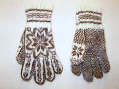 more darned Norwegian gloves