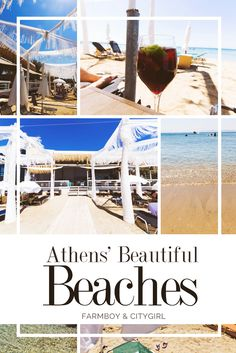 When in Athens, Don't Forget the Beaches! | http://farmboyandcitygirl.com/destinations/europe/greece/athens/when-in-athens-dont-forget-the-beaches/