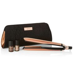 Buyghd Platinum® Limited Edition Hair Styler Nails Inc Gift Set, Copper Luxe Online at johnlewis.com