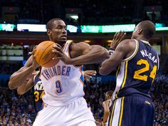NBA Betting: Oklahoma Thunder Hopes to Rebound Against Utah Jazz. Check all our articles at: www.betOWI.com