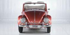 VW Karmann 1958