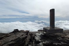 Mulhacen II summit, Sierra Nevada National Park, Andalusia, Spain