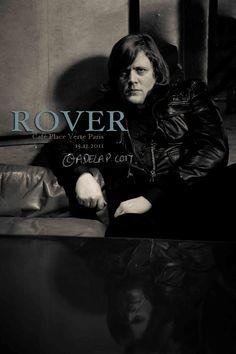 Musique :: Rover, rauque et ombrageux