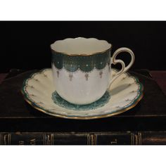 Vintage Fine Bone China Nikko Company Regal Pattern Japan Demitasse... ($26) ❤ liked on Polyvore featuring home, kitchen & dining and drinkware