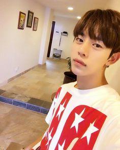 Daehyun...cute<3