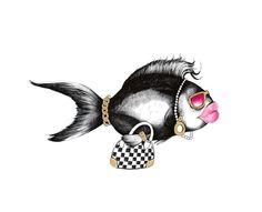 Goldfisch │ jompitz
