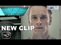 Prometheus 'David' Official Clip [HD]: Michael Fassbender Weyland Android Commercial