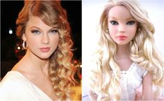 cool 4 Check more at http://weirdhood.com/celebrities/10-celebrity-dolls-copies/