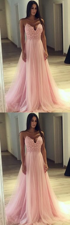 Prom Dress With Thin Straps, Back To School Dresses, Prom Dresses For Teens, Graduation Party Dresse on Luulla