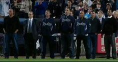 Posada, Pettitte, and Mo - Jeter's final game at Yankee Stadium Yankees Baby, New York Yankees, Last Game, Yankee Stadium, Seasons, Baseball, Rock, Seasons Of The Year, Batu