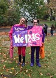 halloween costumes for two people girls - Google Search