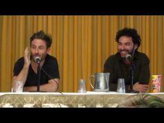 Dean O'Gorman and Aidan Turner at Boston Comic Con / Sun 08.04.13 - YouTube (multiple parts on youtube)