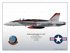 "F/A-18C VFA-94 ""Mighty Shrikes"""