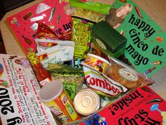 Time to get that Cinco de Mayo Care package in the mail! - MilitaryAvenue.com #USMC #Deployment